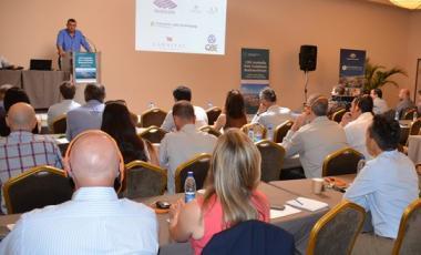 Le 13e forum des affaires Australie-Nouvelle-Calédonie a réuni une soixantaine de personnes le 22 novembre.