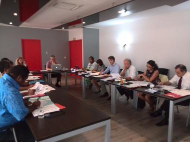 Comité technique de la Convention de coopération entre la France, la Nouvelle-Calédonie et le Vanuatu