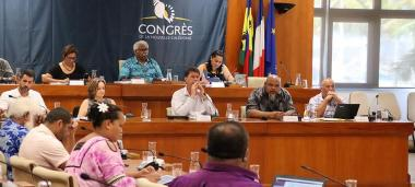 Meeting in session on Wednesday 18 November, the elected representatives of Congress adopted the draft resolution authorizing the President of the Government Thierry Santa to sign the amendment to the special agreement.