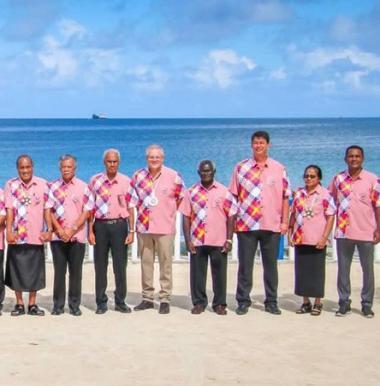 La Nouvelle-Calédonie participait pour la troisième fois au sommet du FIP en tant que membre de plein droit.