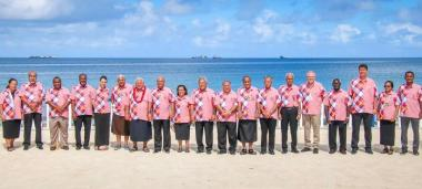 New Caledonia Participated in the Pacific Islands Forum for the third time as a Full Member
