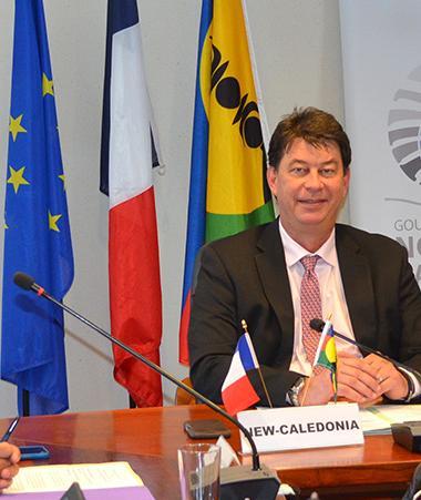 Thierry Santa et Jean-Louis d'Anglebermes ont représenté la Nouvelle-Calédonie au 9e Sommet des dirigeants des îles du Pacifique (PALM* 9).