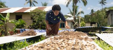 Nineteen countries and territories in the Pacific are eligible for the Kiwa Initiative, including the three French communities: New Caledonia, French Polynesia and Wallis and Futuna (© What Took You So Long | RESCCUE | SPC)