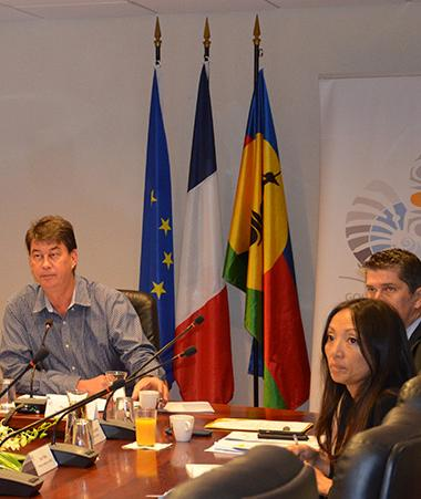 Thierry Santa a présidé la réunion extraordinaire de l'OCTA organisée en visioconférence le 24 juin (25 juin au matin pour la Nouvelle-Calédonie).