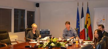 Thierry Santa chaired the Special Meeting of the OCTA organized via videoconference on June 24th (the morning of June 25th for New Caledonia).