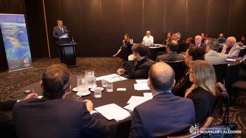 Le forum qui s'est tenu à Port Moresby à l'initiative de la société Easy Skill, membre de NCT&I, a permis des échanges entre les acteurs économiques.