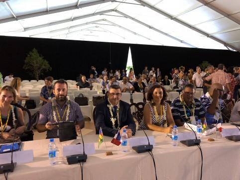 Conférences plénières et débats thématiques ont rythmé les Pacific Business Days.